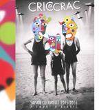 LANCEMENT CRIC ET CRAC - LAURE BRENUCHON