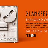 ERIC B (Boccaccio, La Rocca) @The Sound of Belgium Klankfest  2016 Vooruit Gand –23.07.2016