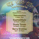 Techno & Acid @ New Years Eve, Turks Head, Dublin