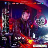 DJ ENZO FALIVENE - MOOD ON RADIO SHOW (April 2017)