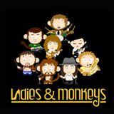Ladies&Monkeys - Narcotic Blue