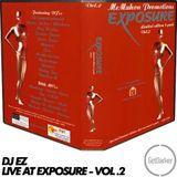 DJ EZ - Live at Exposure - vol 2