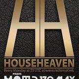 DJ ZOMAX - House Heaven episode 87 (www.radiomof.mk)