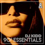DJ Kidd - Essential 90's HipHop Vol.1 - Goontribe - Mixtape Mondays - 18 May 2015