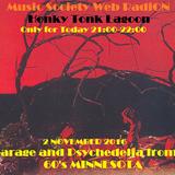 Honky Tonk Lagoon  2/11/2016