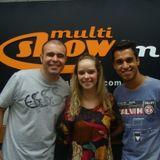 Filipe Guerra & Lorena Simpson @ MultiPista - MultiShow FM (26-03-2010)