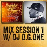 REMEMBER THE TIME MIX SESSION 1