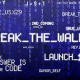 Breaking The Walls Down #3