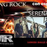 Intervista ai Serenade a Racing Rock su Metal Maximum Radio il 26-03-2018