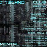DJ set for Elemental (Promo)