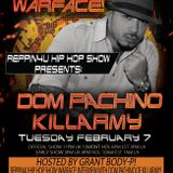 RePPiN4U HIP HOP SHOW: WARFACE!