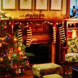 Matilda and Iris, aged 11, from Sydenham read  Christmas stories