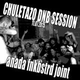 Chuletazo drum and bass session - a fnkbstrd joint (Valencia 11.07.15)