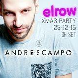 Andres Campo @ Elrow Bcn - Xmas Party