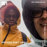 Hipsters Dont Dance - 29th September 2017