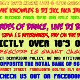 jamie knowles live at club retro