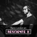 DJ Set Mario London Residente X