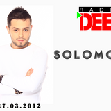 Solomon - live set @ radio Deea (28.03.2012)