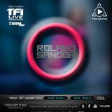 TFI & Team 140 Live Sessions With Roland Sandor @ Tenzi.FM (18.01.2013) EOY MIX 2012