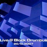 Sayko Live @ Block Drumbus B.Day 20.10.2007