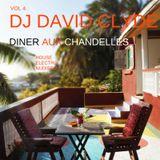 DJ DAVID CLYDE DINER AUX CHANDELLES VOL 4