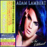 Adam Lambert – For Your Entertainment  2010  Japan