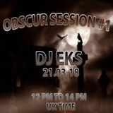 OBSCUR SESSIONS #1