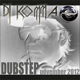 dj komma presents... November (DUBSTEP)