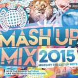 Mash Up Mix 2015 - Mixed by The Cut Up Boys - Ministry of Sound (Minimix)