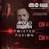 Twisted Fusion with APOLLO 84 ft HAUSWERKS Guest Mix