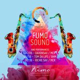 Six15 and San Carlo Fumo present FumoSound// June Mix Featuring DJ Miles Langley & DaxOnSax