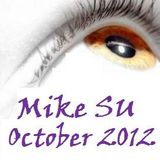 Mike SU - Deep House Diaries - October 2012