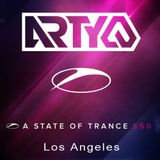 Arty - Live at Beyond Wonderland in Los Angeles, USA (17.03.2012)