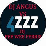 DJ ANGUS VS PEE WEE FERRIS 4ZZZ ARCHIVES [DJ ANGUS] SIDE A.