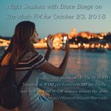 Night Sessions On The Moth FM for October 23, 2018