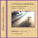 Omelia (Gv 10,31-42) - Venerdì della V settimana di Quaresima - Anno A (3m23s)