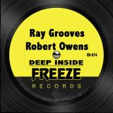 Ray Grooves for Spincity- House classics on vinyl plus latest hit record with Robert Owens.