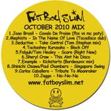Fatboy Slim - October 2010 Mixtape