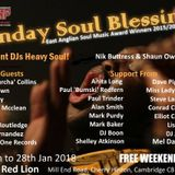 All Things Soulful on Stomp Radio 19-1-18