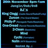 Renegade Radio 107.2 FM -DJ Whitelock AKA One-Dread FT MC.P- Sound Cloud Crew Call Out Mix
