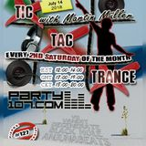 Tic Tac Trance #127 with Martin Mueller