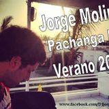 Jorge Molina (Pachanga mix Verano 2014)