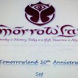 Dj Mario$ Tomorrowland 10th Anniversary Official Set