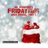 Joe Crawford's Friday Night Dance Party Christmas Special Part 1