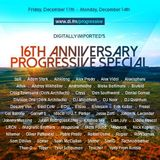 Special GuestMix for Digitally Imported  16th Anniversary