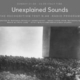 Unexplained Sounds - The Recognition Test # 89