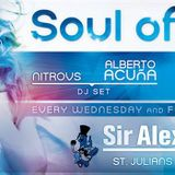 "Alberto Acuña @ Groove Islands - ""Soul of Ibiza"" (28/08/2013)"