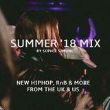 Summer '18 Mix    New Hiphop, RnB & More    US & UK