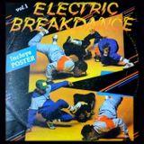 DJ SPEEDY G DMC ARGENTINA Presenta Electric Breakdance Vol.1 Disco de Vinilo Argentino