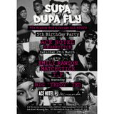 Supa Dupa Fly 5th Birthday: 90s Hip Hop Mix